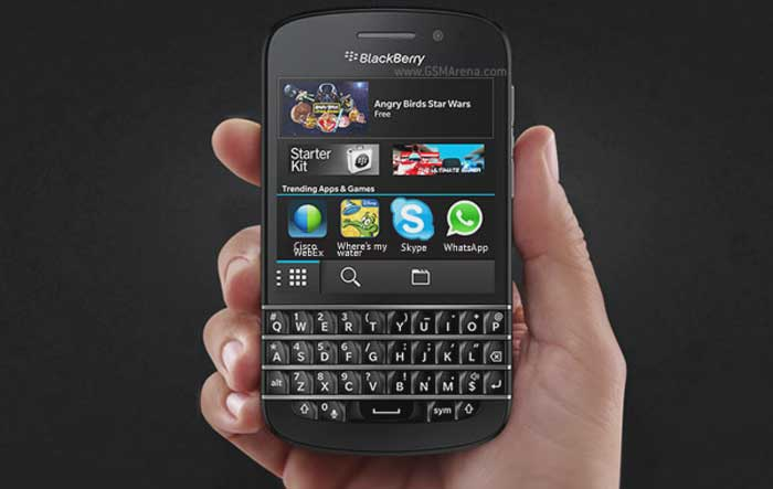 Download and Installing Whatsapp for Blackberry