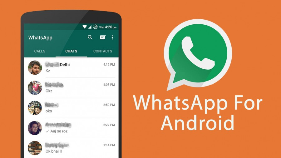 download whatsapp adroid
